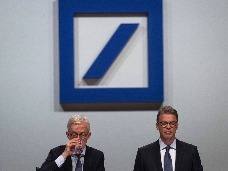Deutsche Bank's share price attracts diverging valuations: is it a 'buy'?