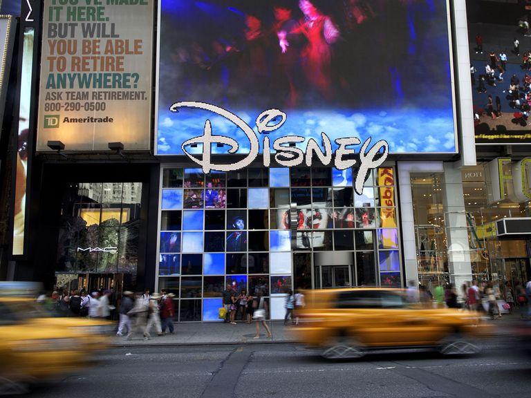 Can Disney's share price keep climbing?