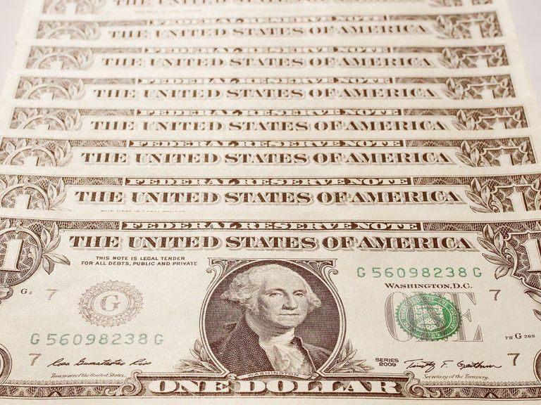 Weaker dollar at four-week low post Fed FOMC