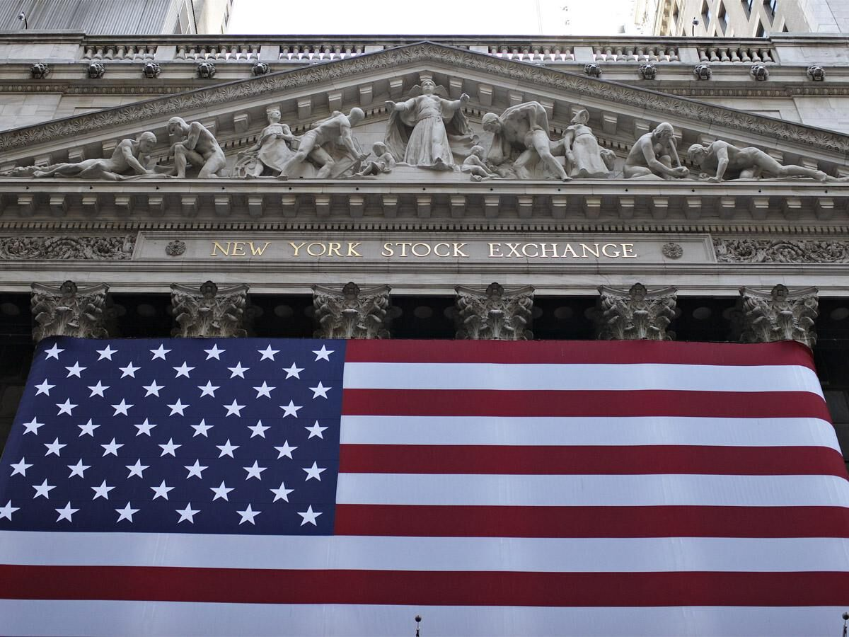 Why did the Dow Jones run come to an end?