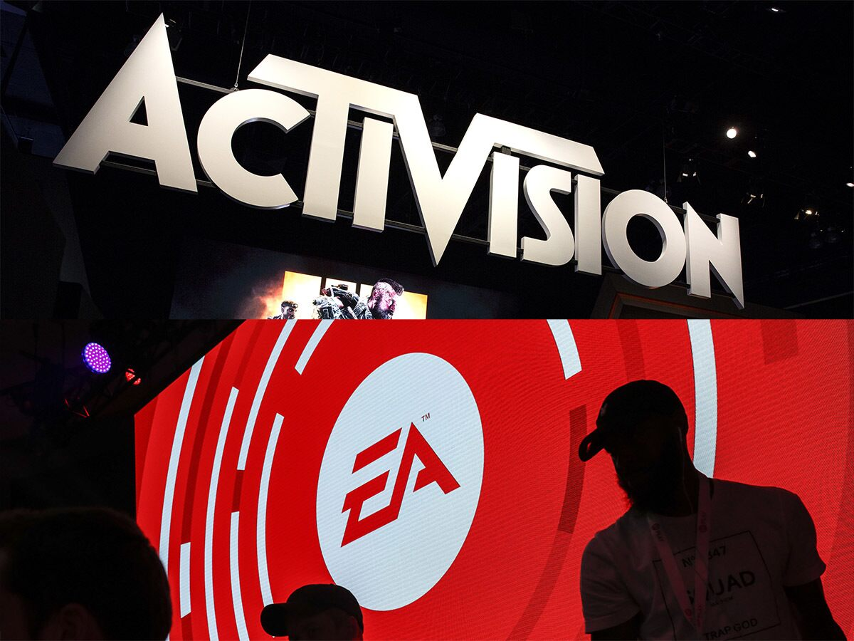 EA, Activision share price: Lockdown game on for game makers?
