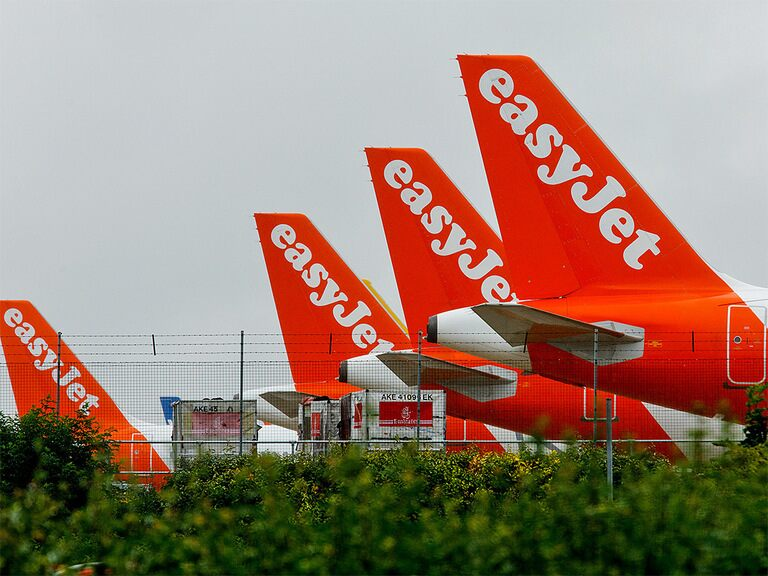 EasyJet share price in focus after huge loss