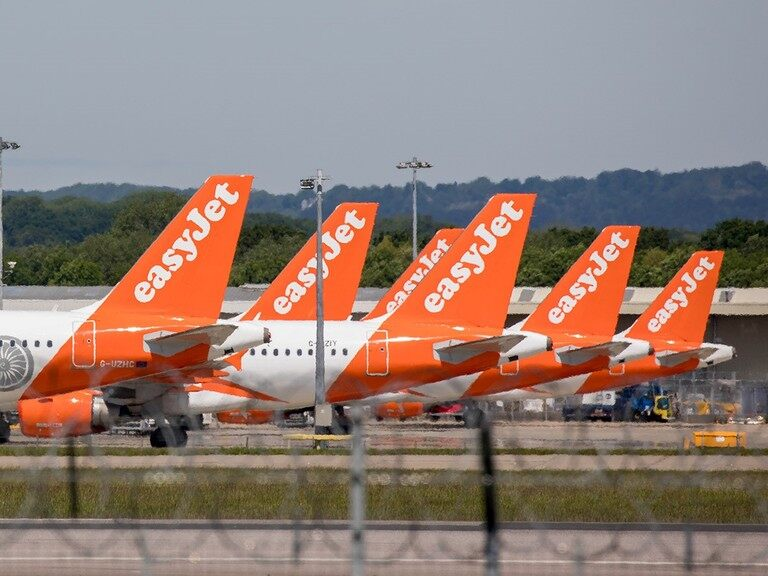 EasyJet's share price struggles in ongoing travel turbulence