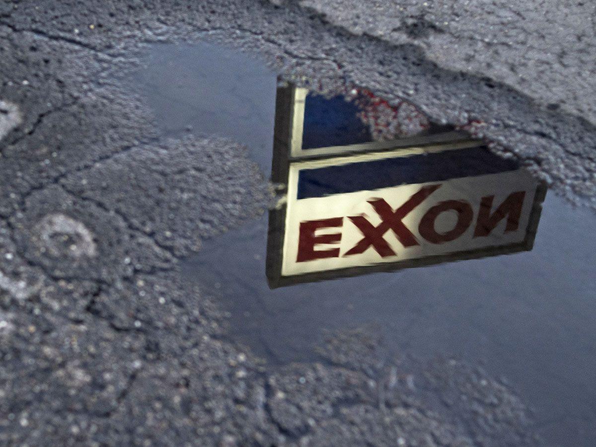 How ExxonMobil's share price is fending off short sellers