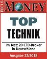 Top Technik – Focus Money