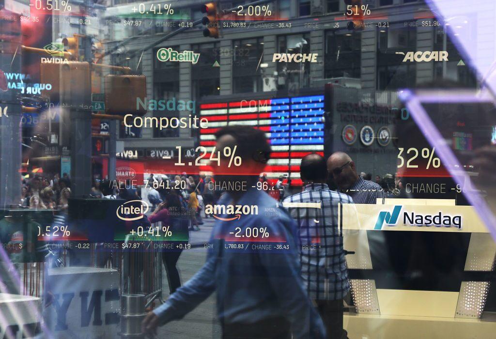 Tech-Aktien: Ist das gerade der Auftakt zum großen Knall?