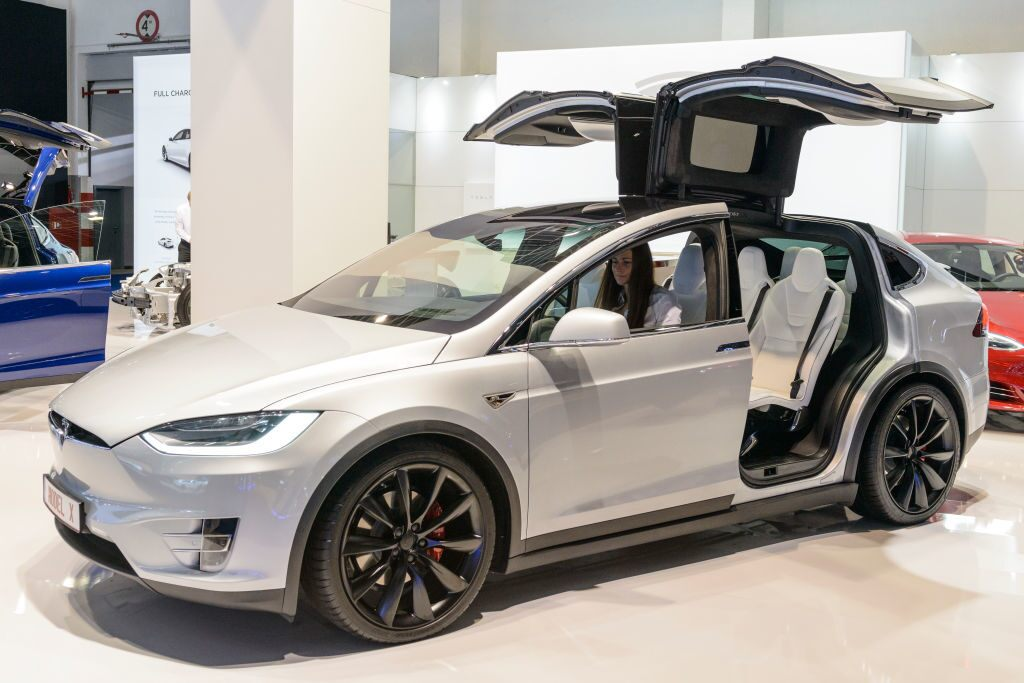 Tesla Aktie – Trotz guter Verkaufszahlen ging es am Freitag mit der Aktie abwärts