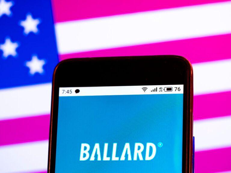 Ballard Power schickt Wasserstoff Aktien in den Keller