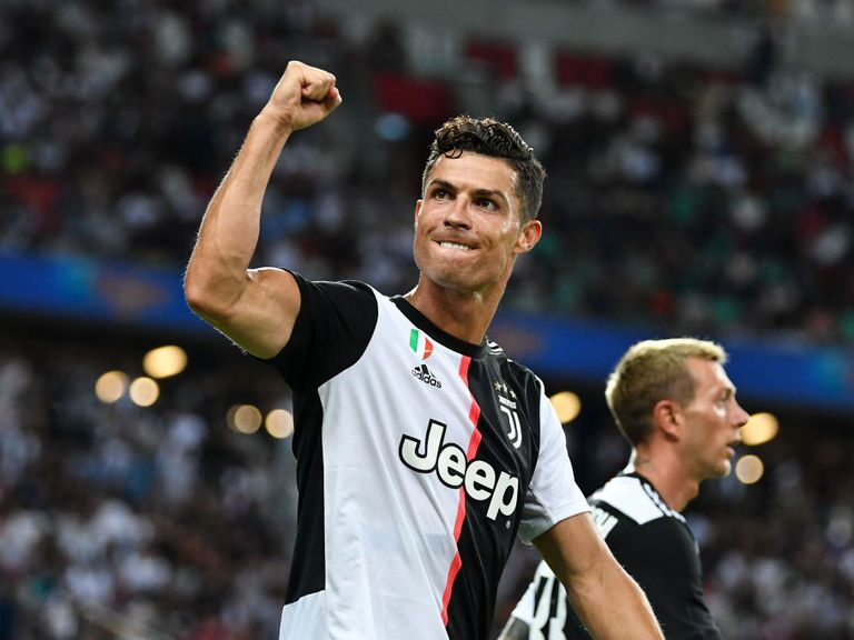Azioni Juventus - Ronaldo positivo al Coronavirus