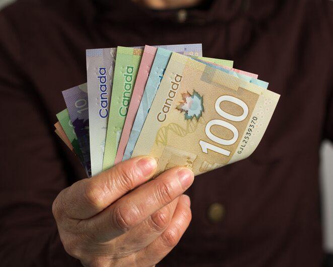 Dollar CAD Key Levels