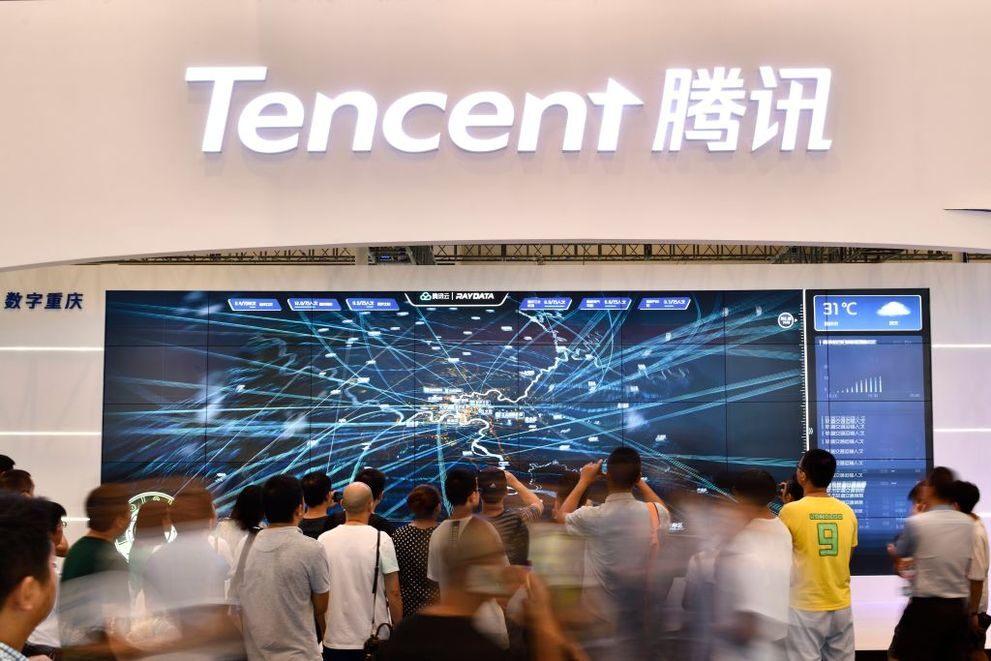 Tencent Aktie – Huya Deal könnte den Ausbruch bringen