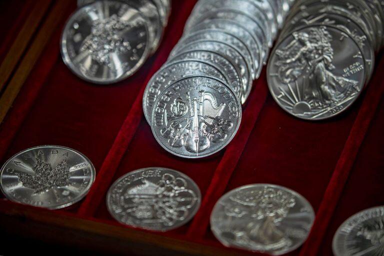 Silberpreis – Wo könnte die Abwärtsbewegung enden?