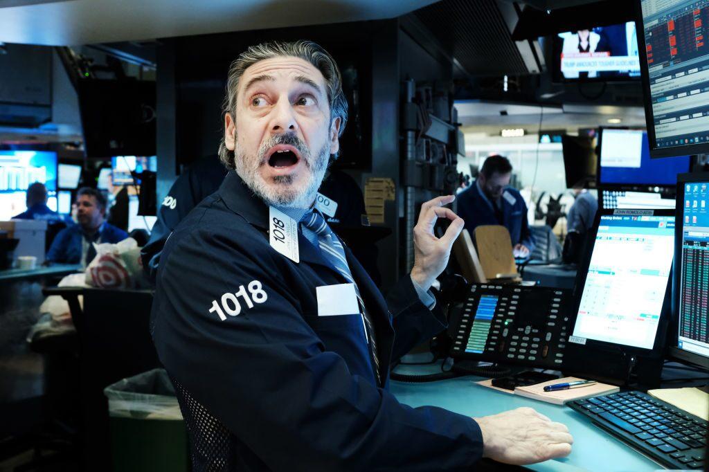 DAX: Und es hat BOOM gemacht + DAX-NASDAQ Ratio auf Allzeittief ++ AMAZON, APPLE mit Bomben-Zahlen
