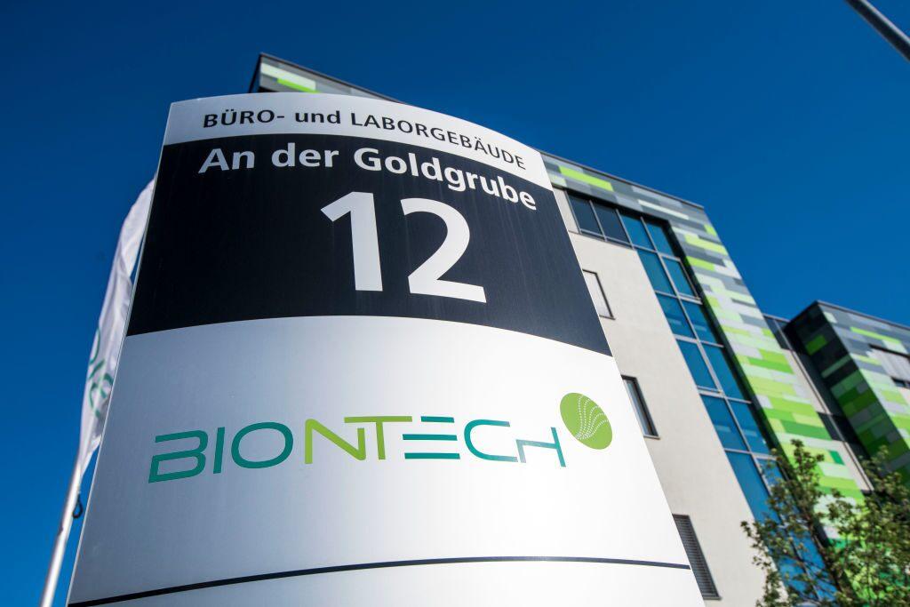 BioNTech: Die Bodenbildung ist da! Aber...