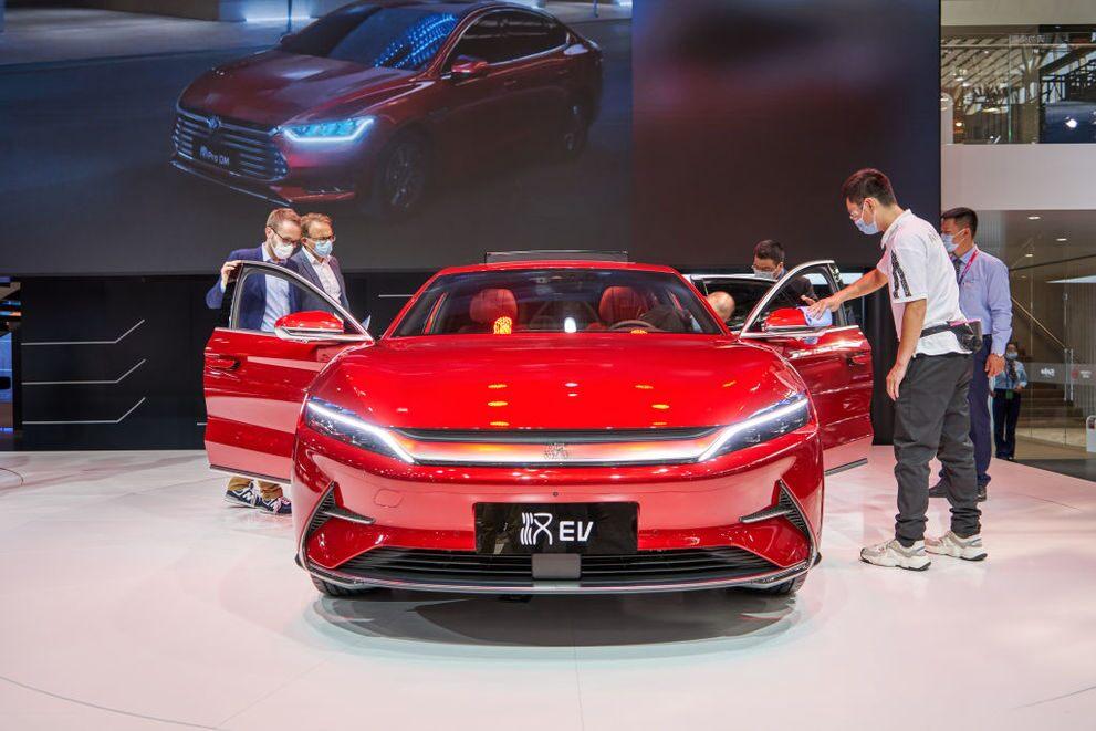 BYD Aktie aktuell: Ist das die nächste Tesla?