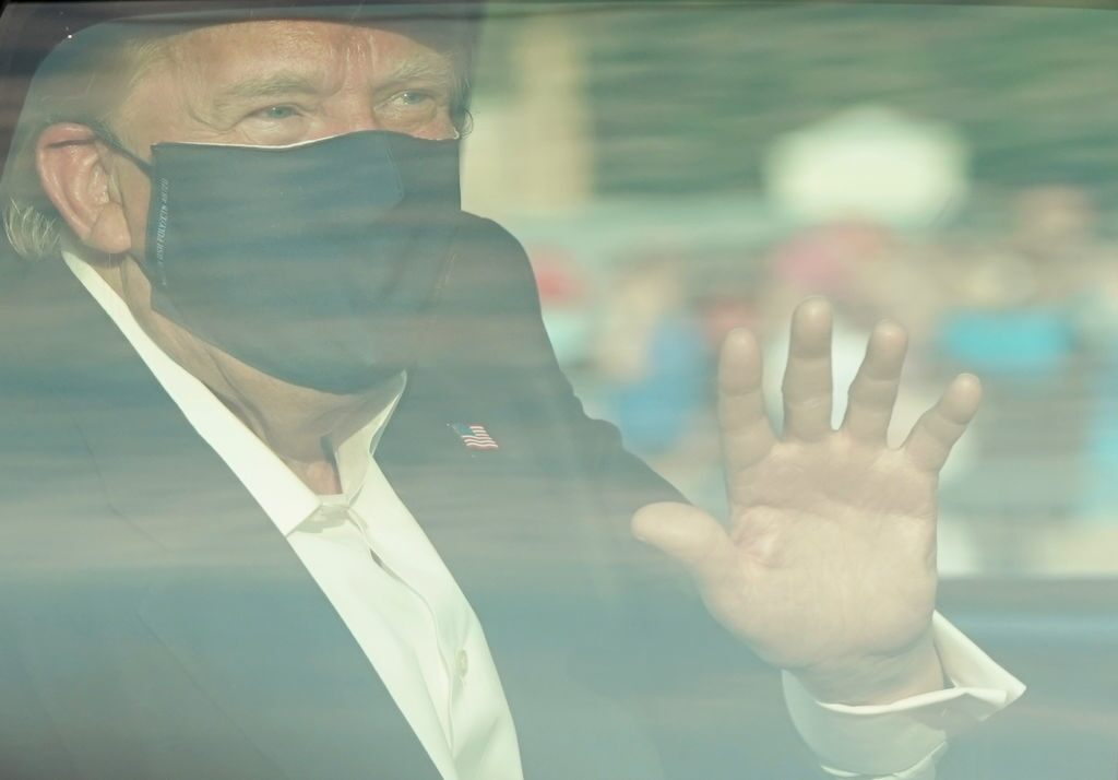 DAX Kurs im Plus: Trump soll es gut gehen