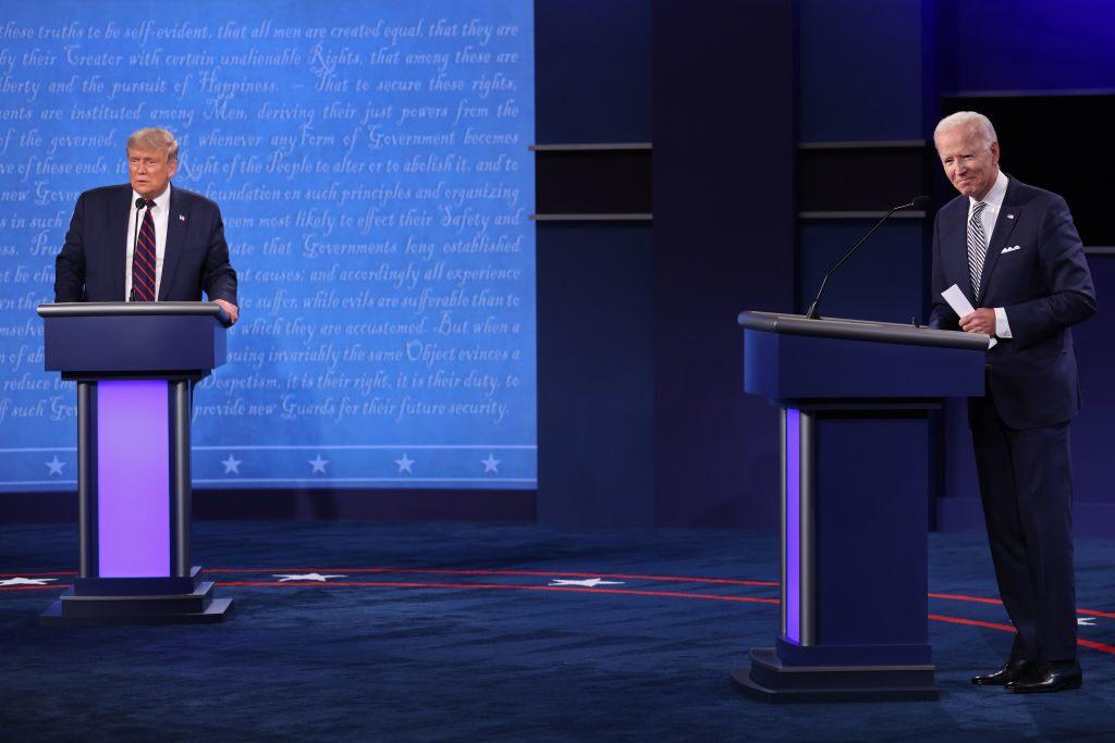 Sentyment spada po debacie prezydenckiej w USA, PKB z Wlk. Brytanii w centrum uwagi
