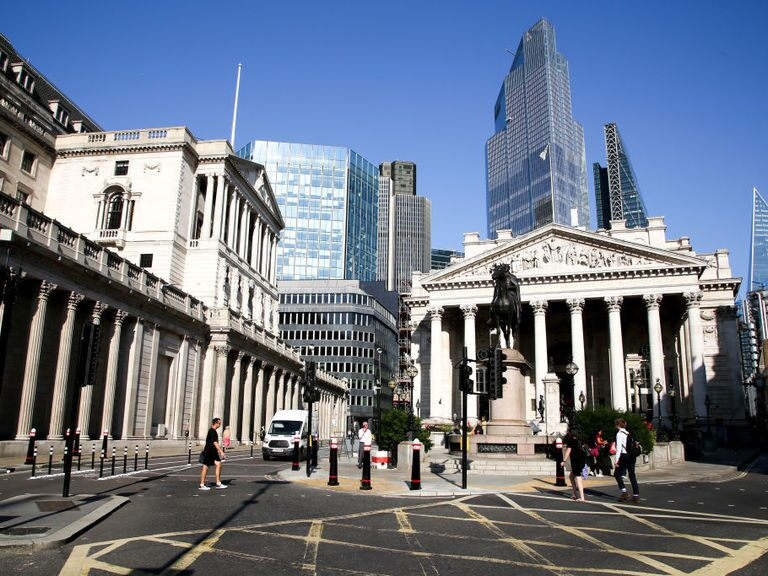 Bank of England boosts QE, as markets look to the Fed