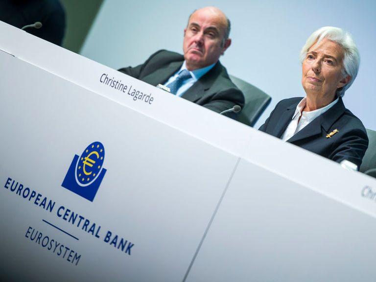 ECB and US CPI in focus