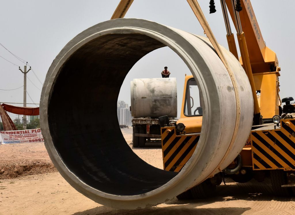 US infrastructure deal agreed