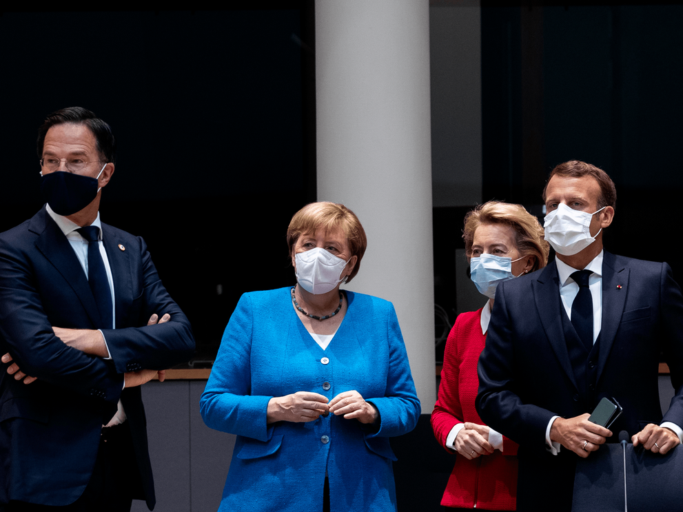 EU leaders finally agree on a pandemic fiscal package