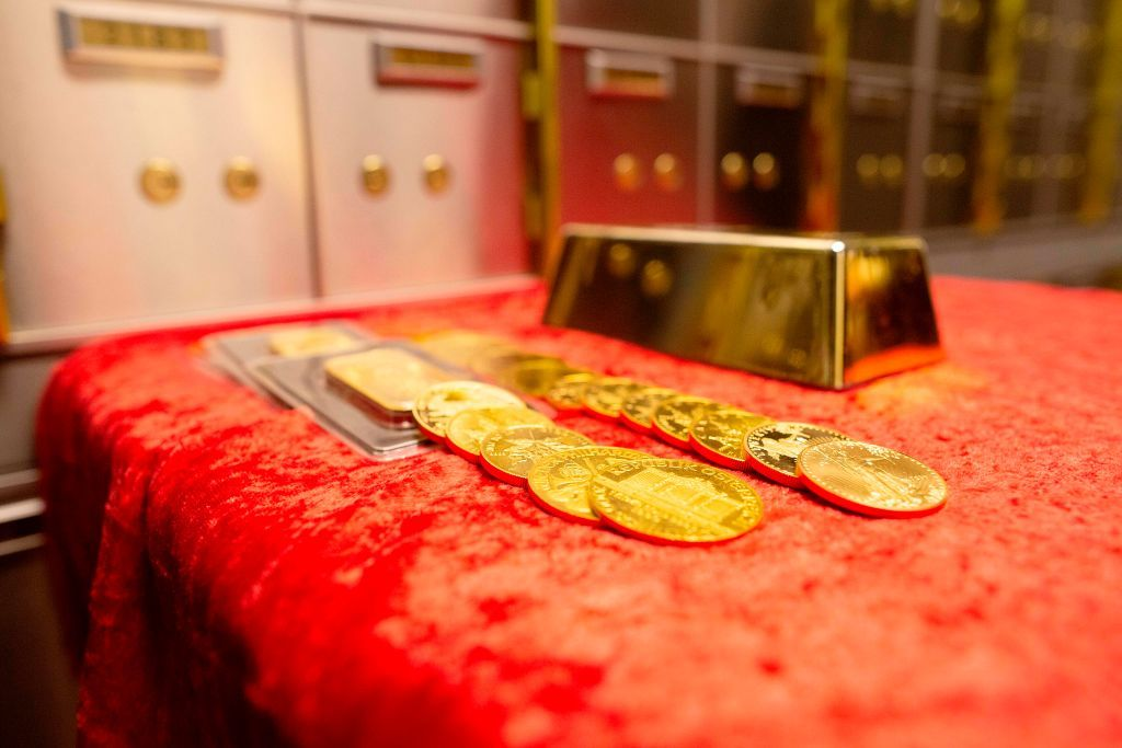 As gold prices hit records across the board, will the US dollar be next?