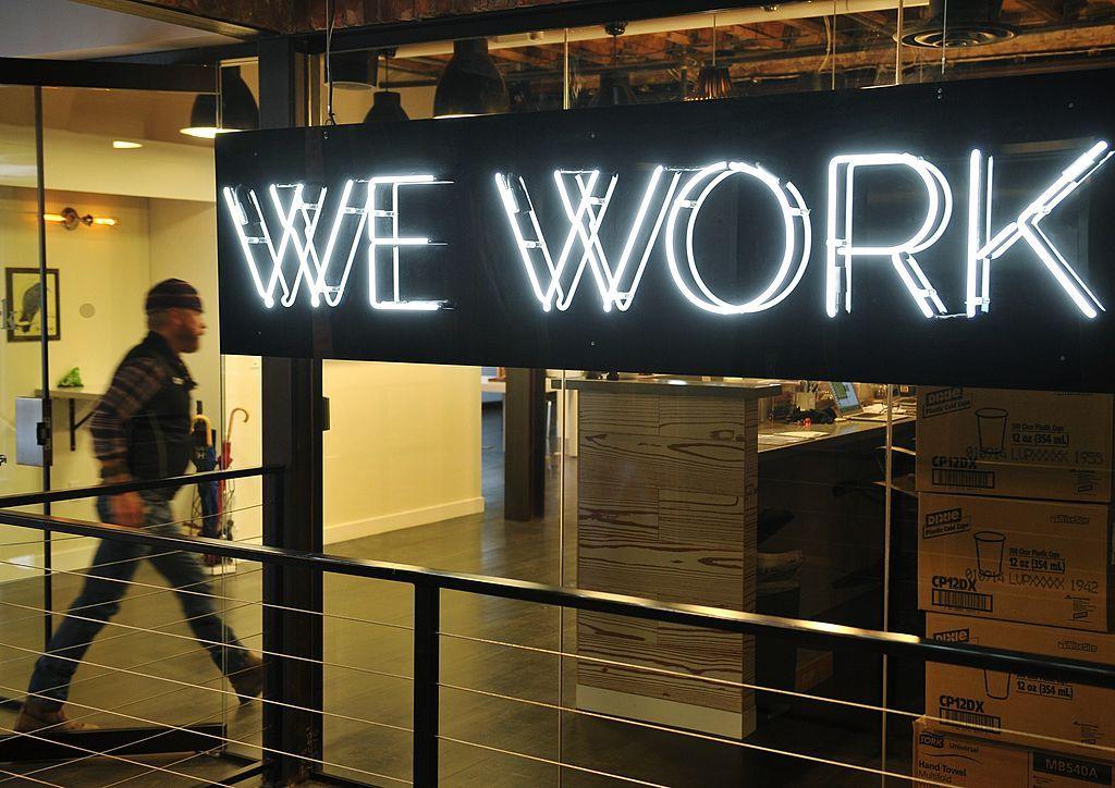 WeWork IPO set to land next month