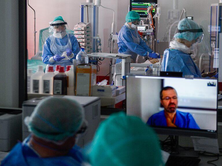What's the prognosis for telemedicine?