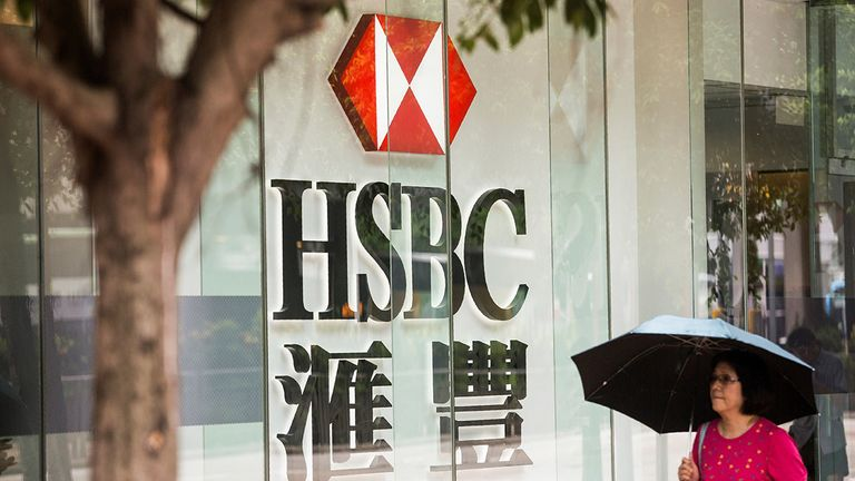 Can HSBC's share price withstand China's economic slowdown?