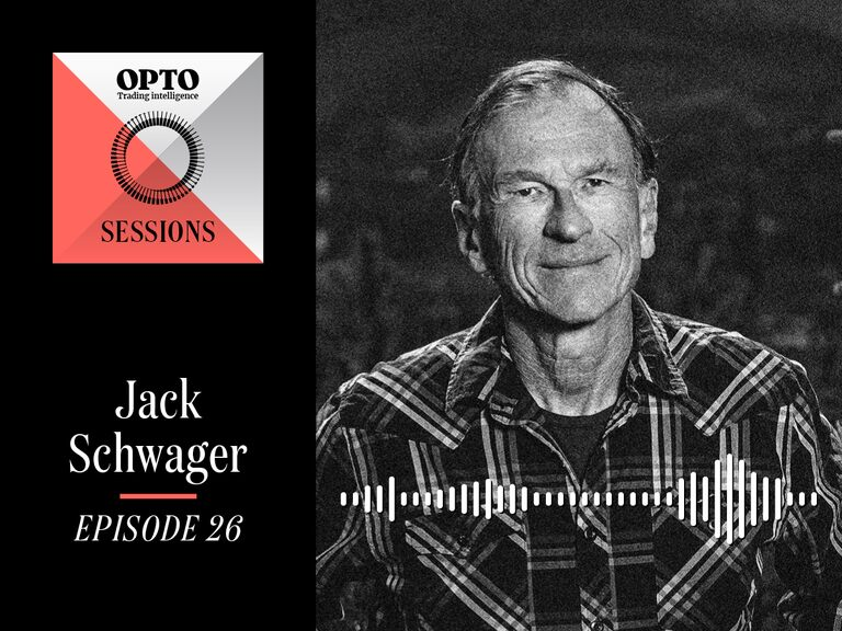 Opto Sessions: Jack Schwager's market misconceptions