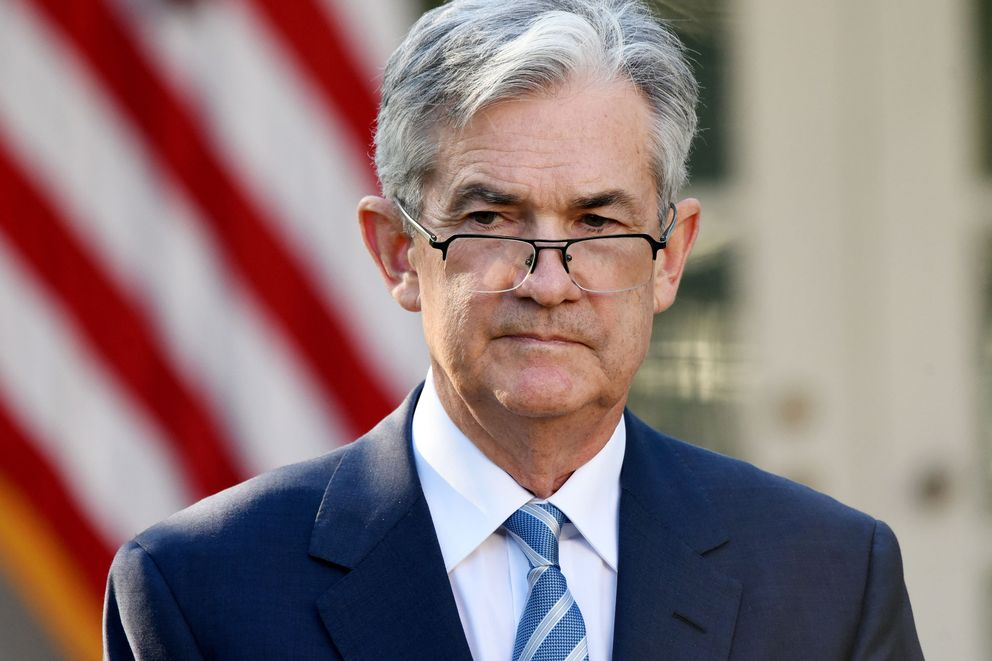 Fed Chairman Says Interest Rates Are Just Below Estimates of Neutral