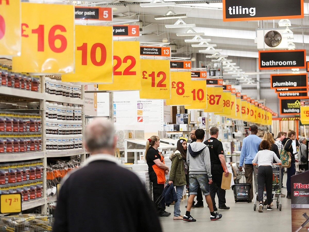 Can an uptick in DIY demand fix Kingfisher's share price?