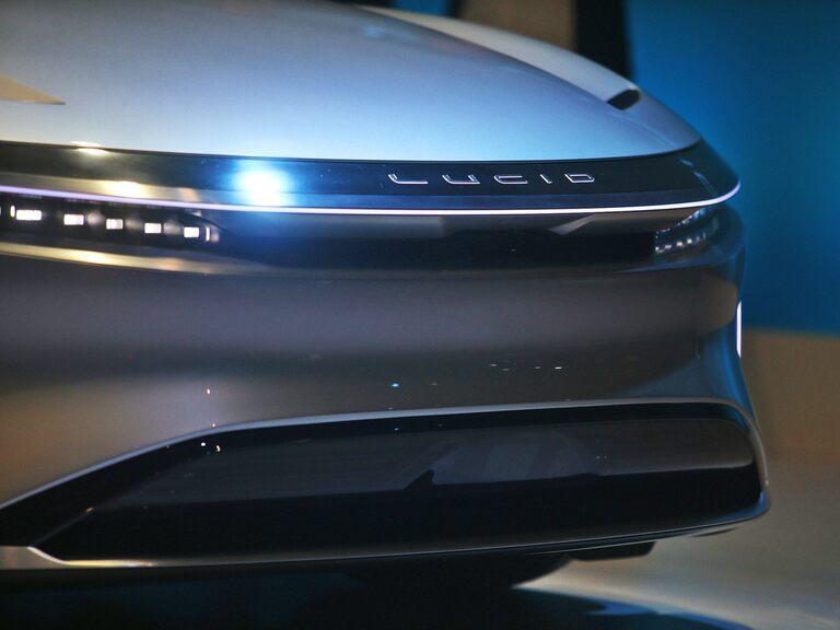 Lucid Motors confirms Churchill Capital SPAC deal