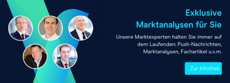 Aktuelle Analysen von unseren Marktexperten