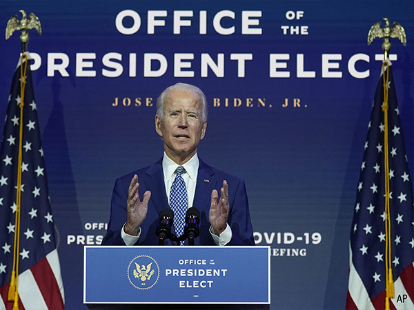 Europe called higher as Biden is due to deliver stimulus