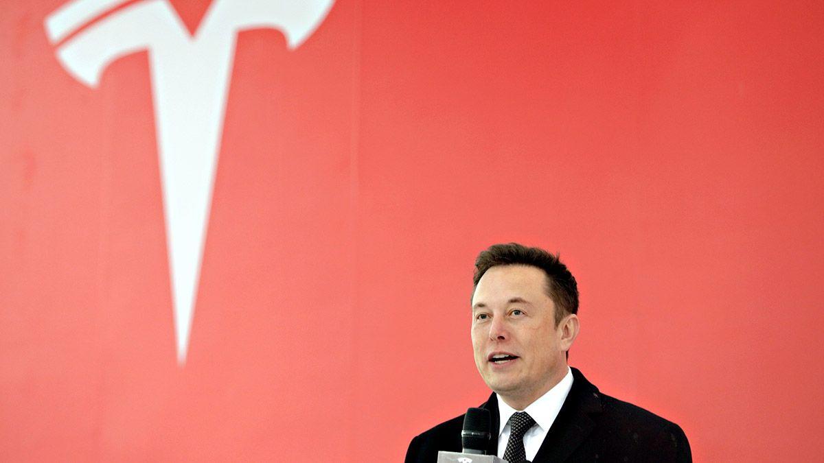 Tesla posts decent profits
