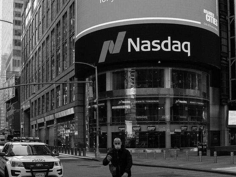 Is the Nasdaq tech sell-off finished?