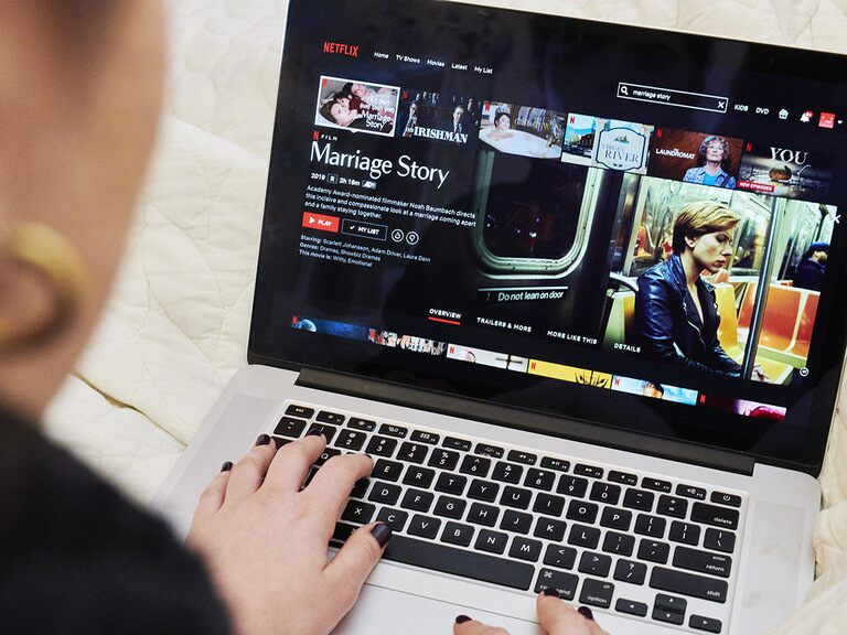 The Netflix share price ups its game ahead of Q3 earnings