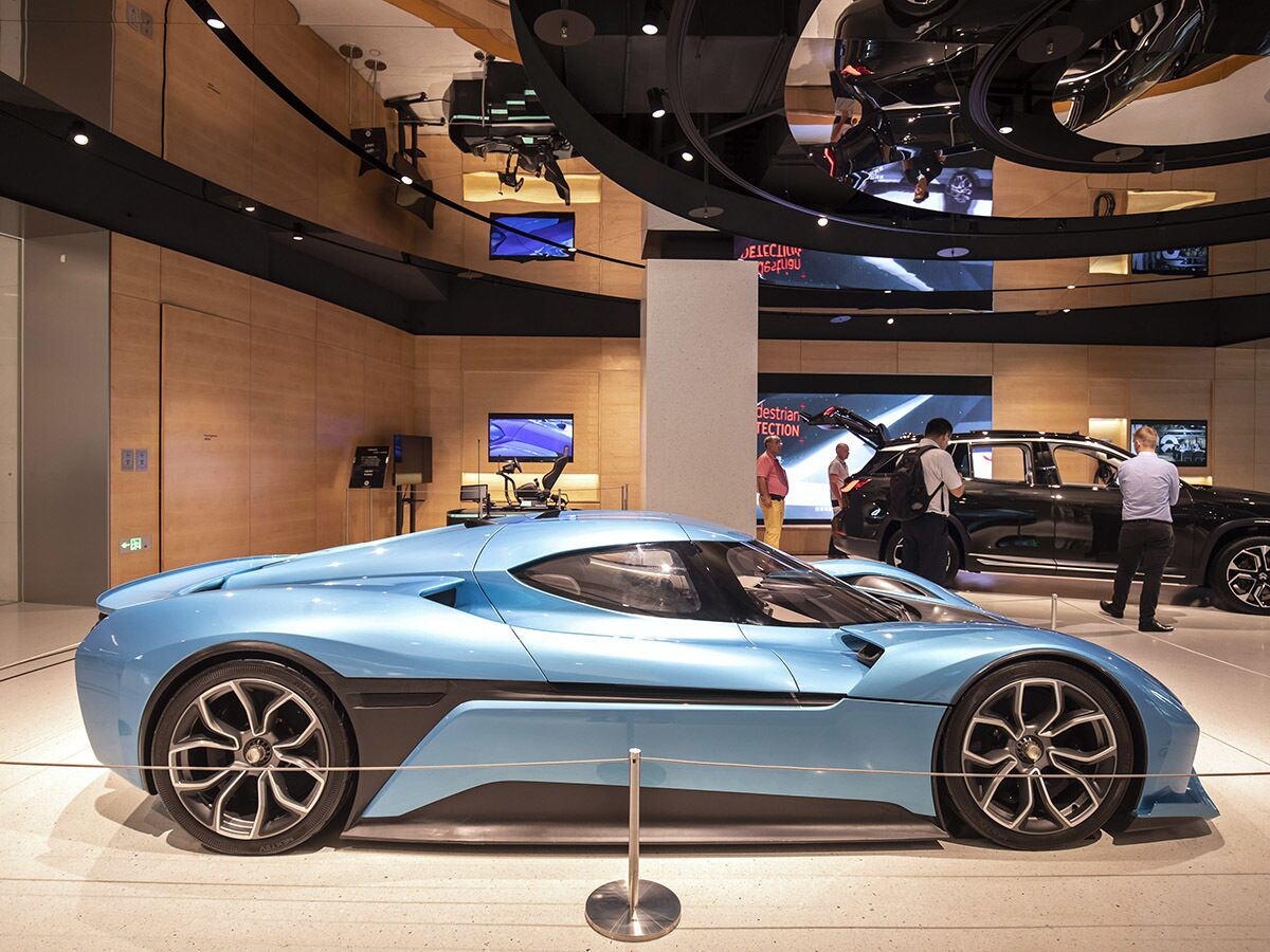 Is Nio's share price in a bubble?