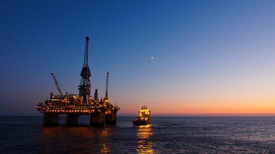 Stø kurs for oljeprisen