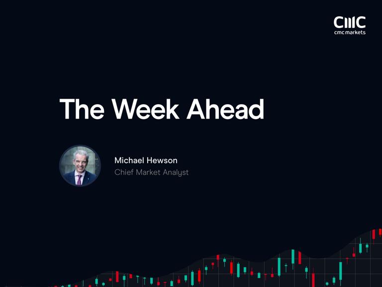 Week Ahead: weekly news with Michael Hewson
