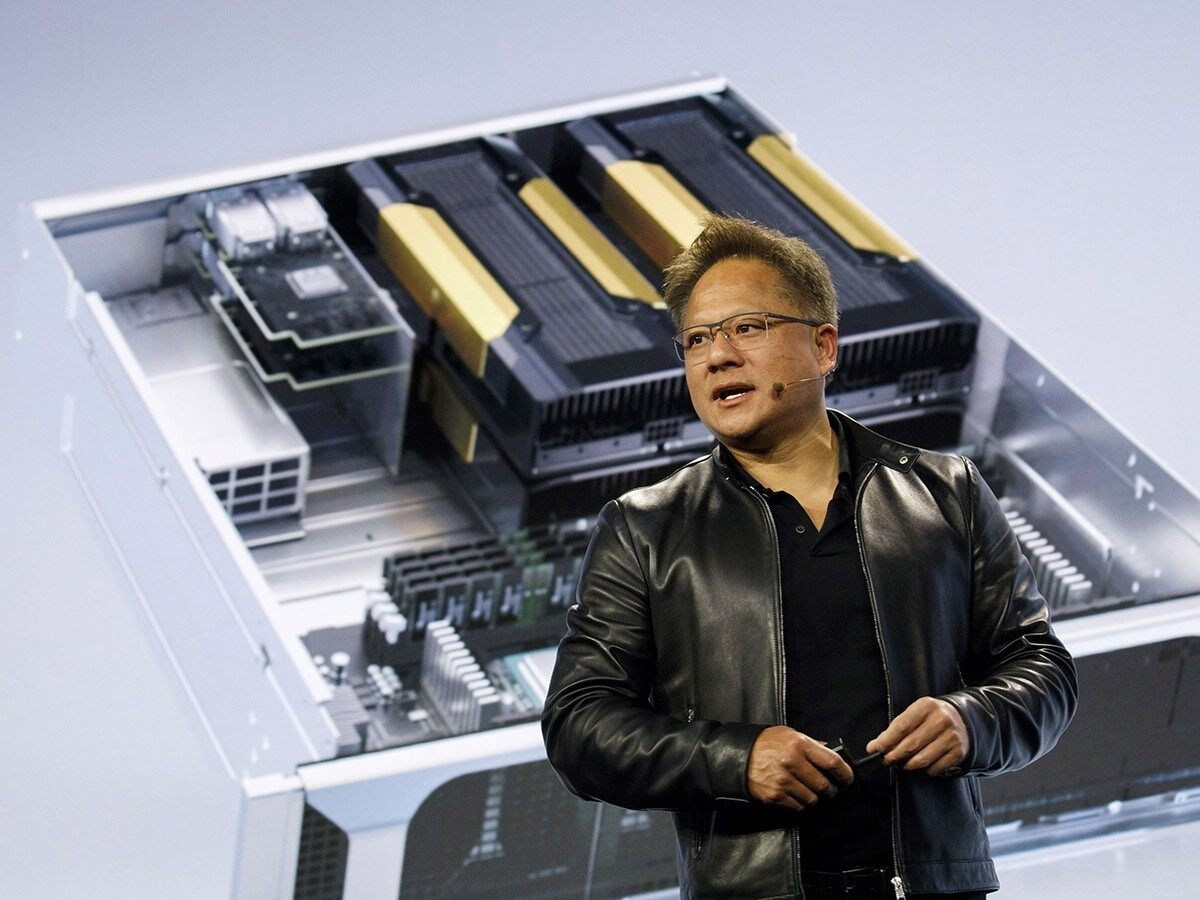 What's driving Nvidia's share price?