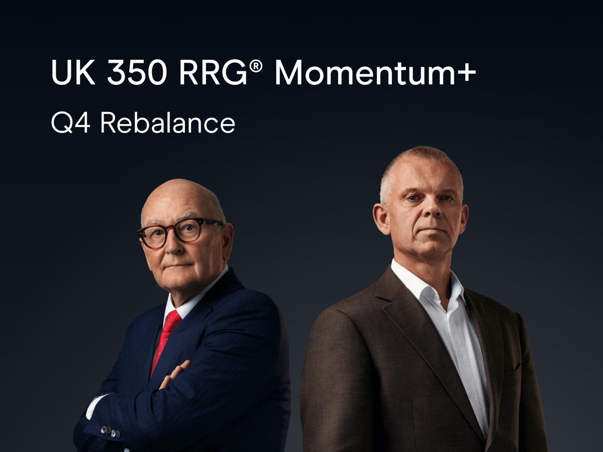 RRG® Momentum+ Share Baskets – Q4 Rebalance
