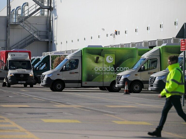 Ocado share price: Q3 hit by higher costs and fire disruption