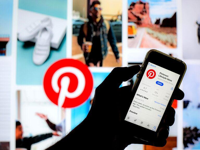 Will better shopper tools push the Pinterest share price higher?