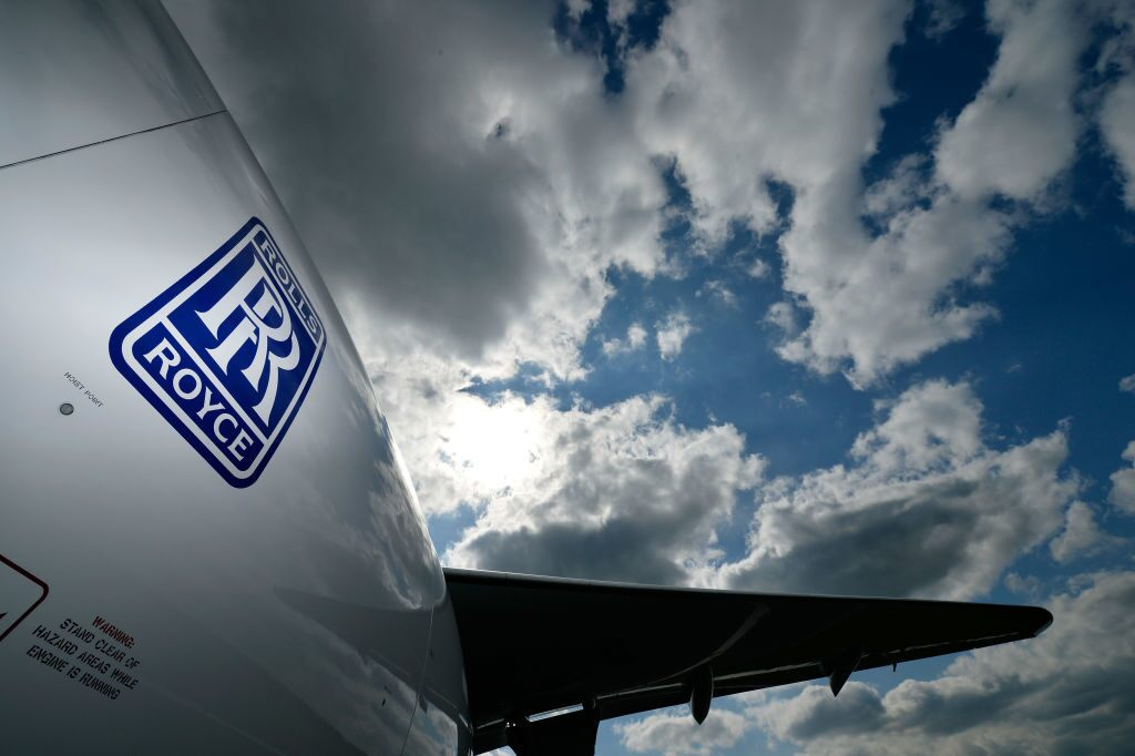 Rolls-Royce share price to remain grounded?
