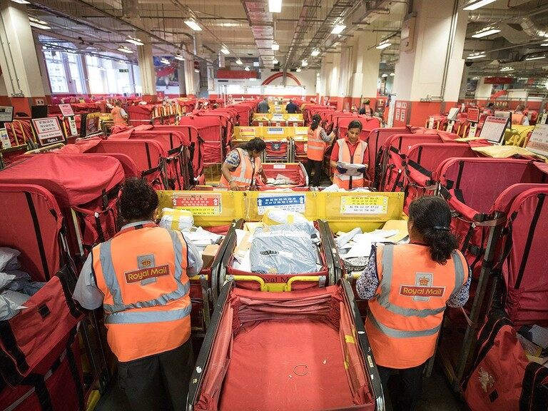Will Royal Mail's share price deliver in the future?