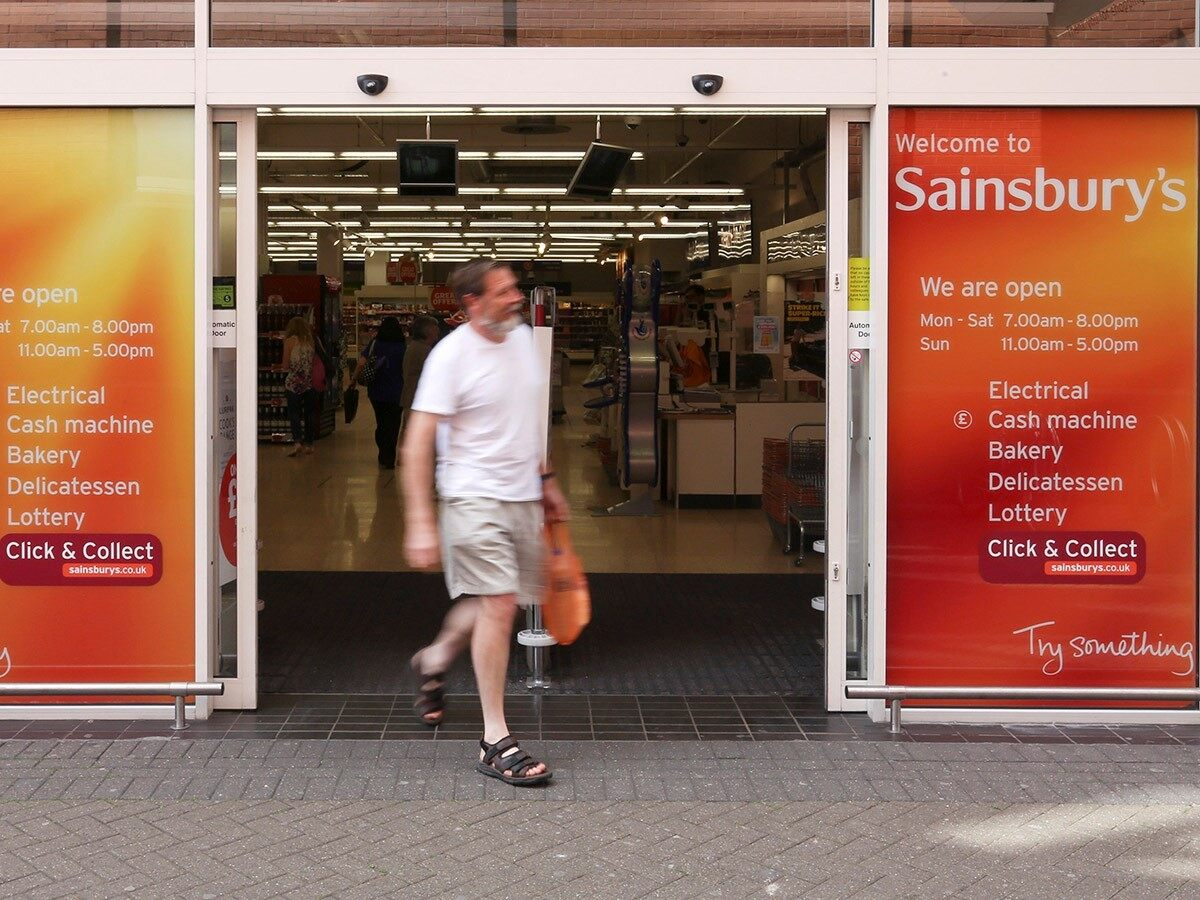 Private equity goes shopping for supermarkets