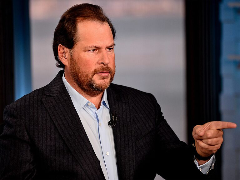 Will Salesforce's share price hit a new milestone following Q3 results?