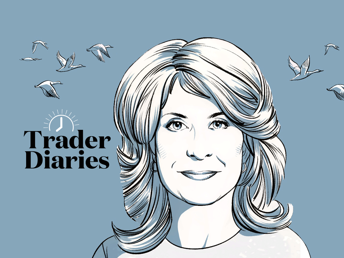 """Samantha LaDuc on how she became a """"macro-to-micro"""" trader"""